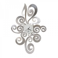 orologio noemi argento foglia