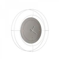 orologio nudo piccolo acciaio bianco