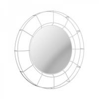 specchio nudo grande bianco