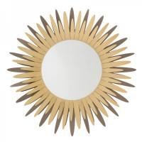 specchio sting  bronzo oro
