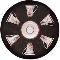 Set 6 tazze da caffè Étoiles de la Mer
