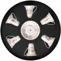 Set 6 tazze da caffè Medusa Gala