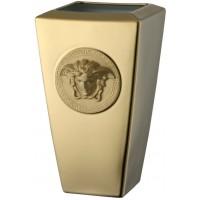 Vaso 24 cm Medusa gold
