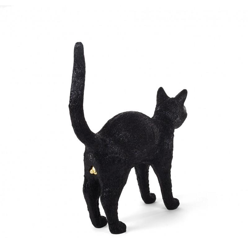 Lampada gatto nero Jobby the cat lamp