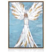 quadro angelo della pace