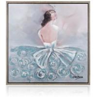 quadro ballerina al gran ballo