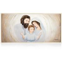 Capezzale la sacra famiglia