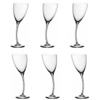 Set sei calici vino mithos