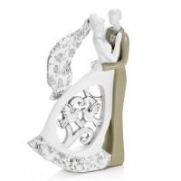 Bomboniera matrimonio l'amore degli sposi