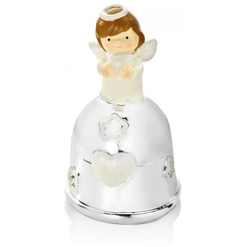 Bomboniera campanella angelo custode