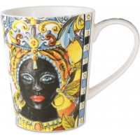 Bomboniera mug blu sicily