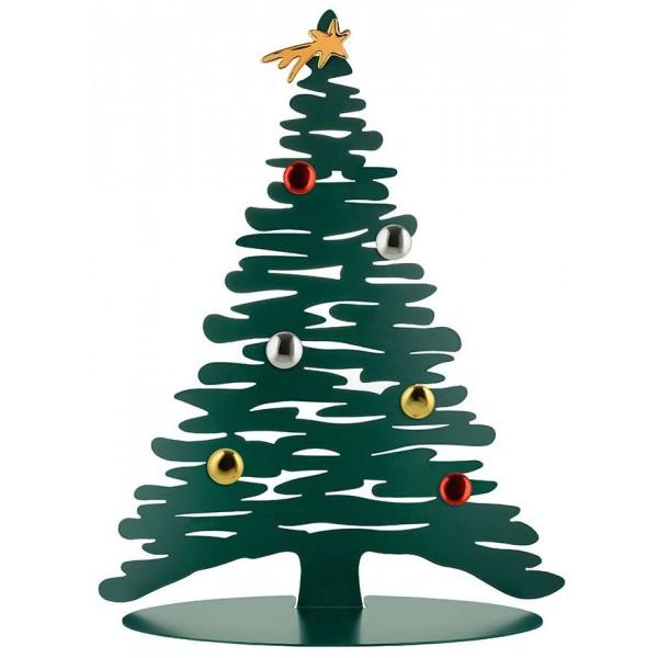Albero di Natale verde 45cm Bark for Christmas