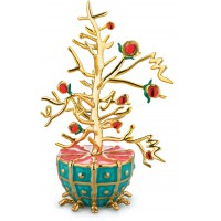 Decorazione natalizia albero del bene