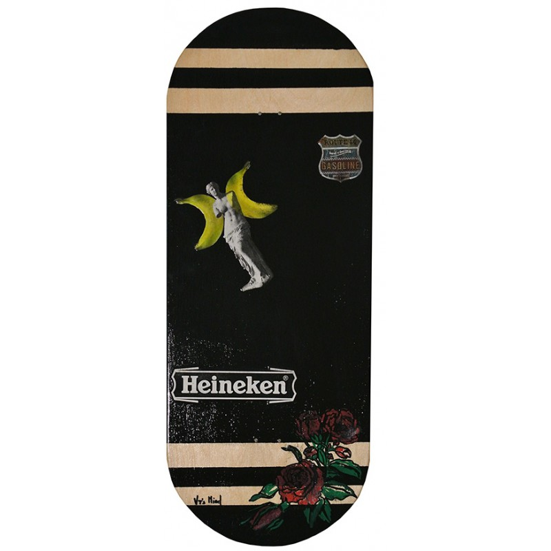 Skateboard da parete 83cm Hei Venus