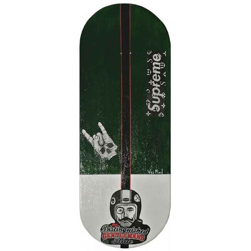 Skateboard da parete 83cm SUP Ride