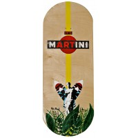 Skateboard da parete 83cm The Goonies
