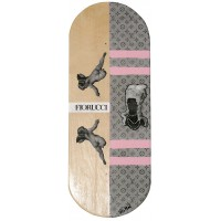 Skateboard da parete 83cm don't touch