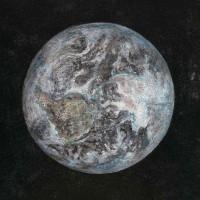 Quadro sweet earth 100cm