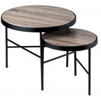 Tavolino tondo grande 60cm
