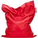 Sacco pouf rosso Orignal