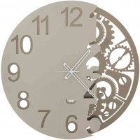 orologio full meccano bronzo sabbia