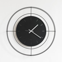 orologio nudo 59cm nero