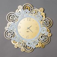 orologio orfeo oro e bianco