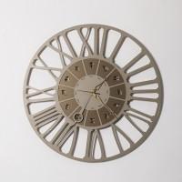 orologio zodiac 60cm bronzo
