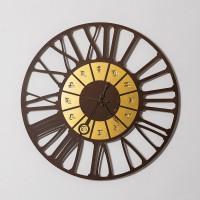 orologio zodiac 60cm oro