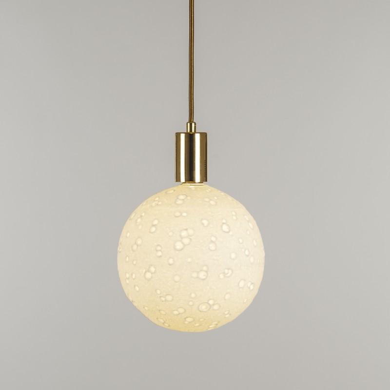 Lampadario completo Moon Lamp