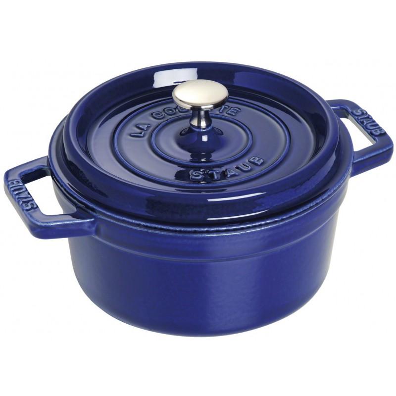 cocotte rotonda blu 26cm