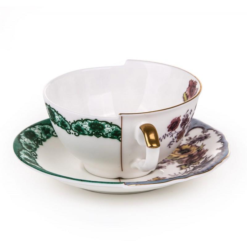 Set 3 tazze tè Hybrid