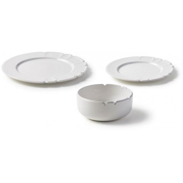 Set 9 piatti ceramix