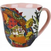 mug porcellana rossa
