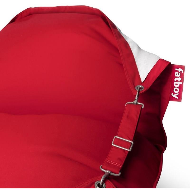Pouf galleggiante orignal Floatzac rosso