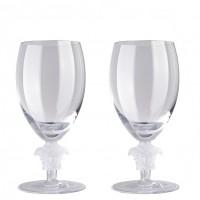 Set regalo 2 calici vino bianco Clear