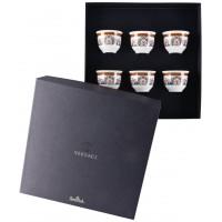 Set 6 tazze da caffè senza manico Étoiles de la Mer