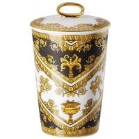 Portacandela con coperchio I Love Baroque