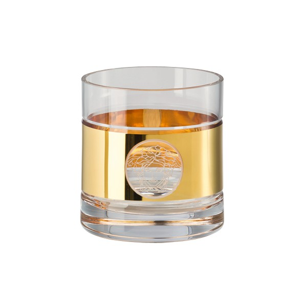 Bicchiere Whisky double old-fashioned Medusa Madness