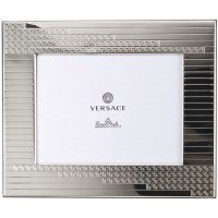 Cornice 18x24cm silver
