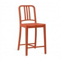 Sgabello 94cm coca cola arancio 111 Navy counter stool