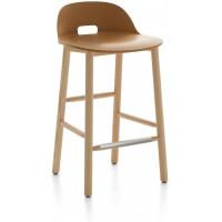 Sgabello 81cm sabbia Alfi counter stool