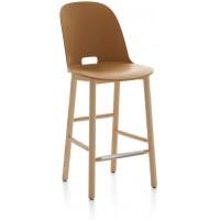 Sgabello 99cm sabbia Alfi counter stool