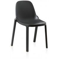 Sedia grigio scuro broom chair