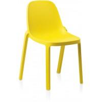 Sedia giallo broom chair