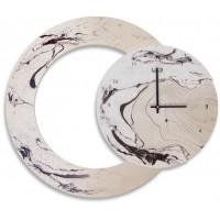 orologio cerchi 49,5x42cm
