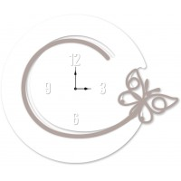 orologio farfalla 100x83cm