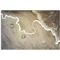 quadro su pannello decorativo intagliato  150x100cm