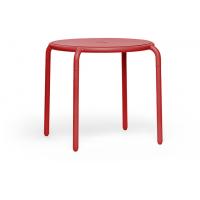 Tavolo rosso bistrot