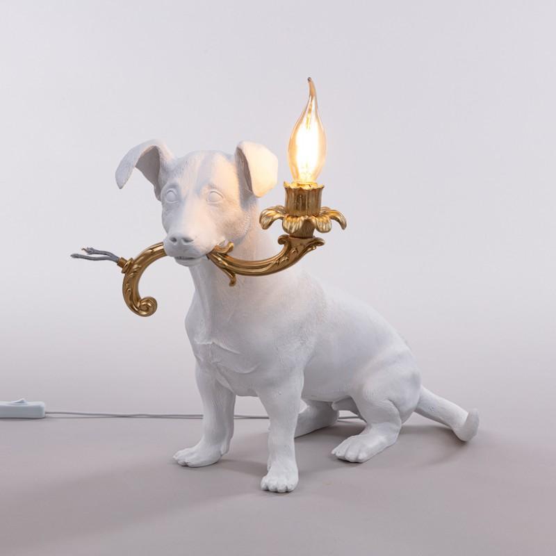 Lampada cane Rio Lamp